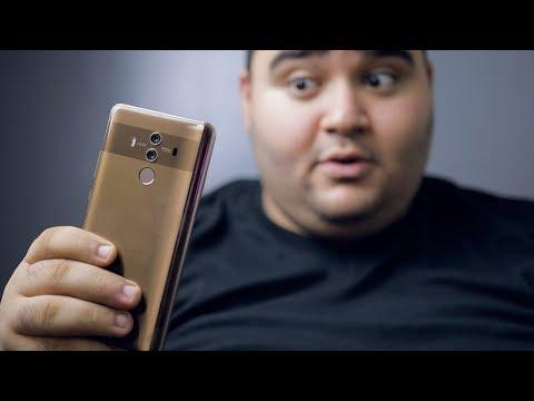 Huawei Mate 10 Pro Review | هل هو بديل النوت ٨ ؟!