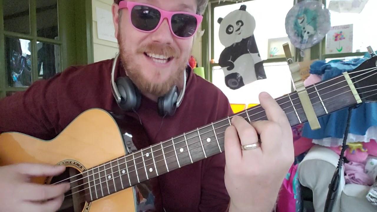 The Bones - Maren Morris // easy guitar tutorial beginner lesson