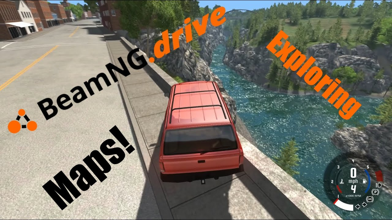 HD Decor Images » BeamNG drive East Coast  USA Map Exploration   YouTube BeamNG drive East Coast  USA Map Exploration