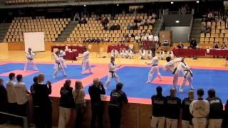 DTDT demonstration, Scandinavian Open 2011