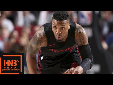 LA Clippers vs Portland Trail Blazers Full Game Highlights / March 30 / 2017-18 NBA Season