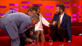The Graham Norton Show - S13E12 - Steve Carell, Kristen Wiig & Chris O'Dowd - 21st June 20