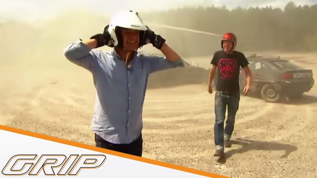 GRIP-Endzeitkönig: Autorennen - GRIP - Folge 329 - RTL2