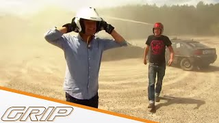GRIP-Endzeitkönig: Autorennen | GRIP