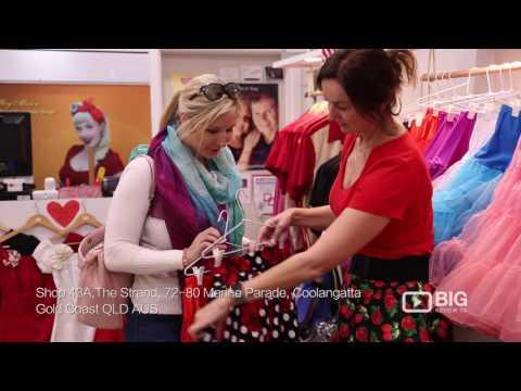 Retail | My JuJu Dance Fever | Dance Wear | Coolangatta | QLD | Review | Content