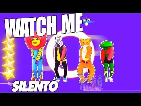 🌟-just-dance-2017-:-watch-me-(whip/nae-nae)---silentó- -5-star-🌟