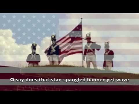 National Anthem: United States - Star Spangled Banner