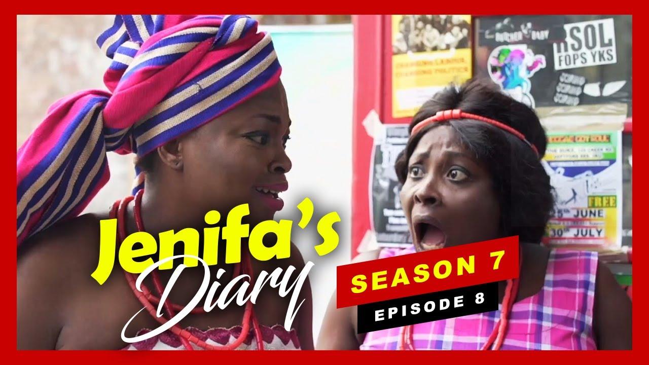 Download Jenifa's Diary S7EP8 - THE SCAM | (Jenifa In London )
