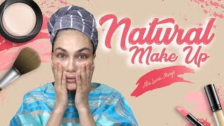 NATURAL MAKE UP ALA LUNA MAYA