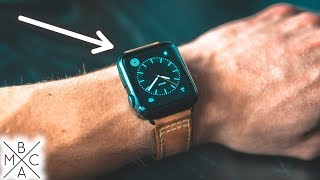 Why You Should Wear The Apple Watch UPSIDE DOWN! ⌚️