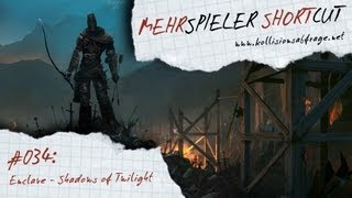 Mehrspieler Shortcut #034: Enclave - Shadows of Twilight (Wii) (Review / Test)