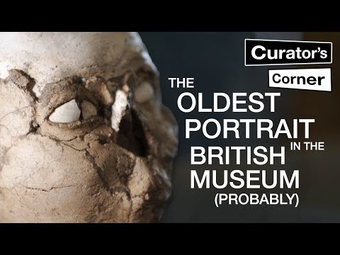 The oldest portrait in the British Museum (probably) | Curator
