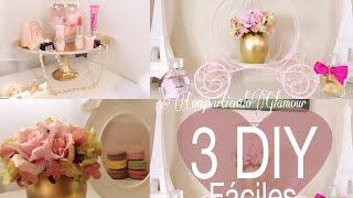 Diy Room Decor 3 opciones para decorar  tu habitación /Colaboracion Lupita Ríos