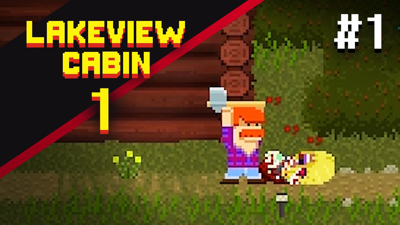 Lets Play Lakeview Cabin Part 1  Master  Lakeview