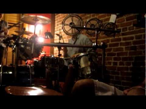 Montreal Blues Festival Private Jam Session Summer 2012.wmv