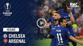 Résumé : Chelsea-Arsenal (4-1) – Ligue Europa