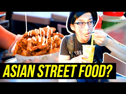 RICHMOND NIGHT MARKET 2016 IN VANCOUVER (ASIAN STREET FOOD?)