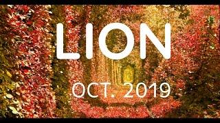 LION OCTOBRE 2019 * Circonstance imprévue!!! Qui donne de la joie