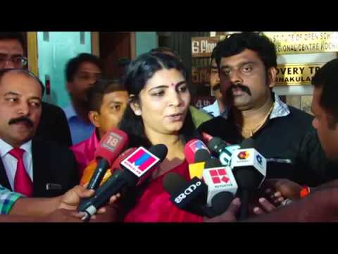 Solar Scam Case; Saritha will cross Oommenchandy in Solar Commission