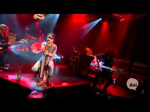 Lenny Kravitz Again Live AOL 2011