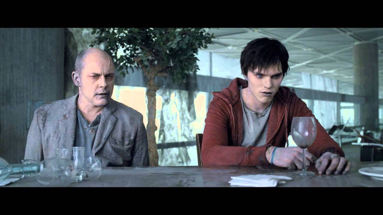 """Download Warm Bodies - Special Features Clip - """"Becoming R"""" on Blu-ray, DVD, VOD and Pay-Per-View  6/4!"""