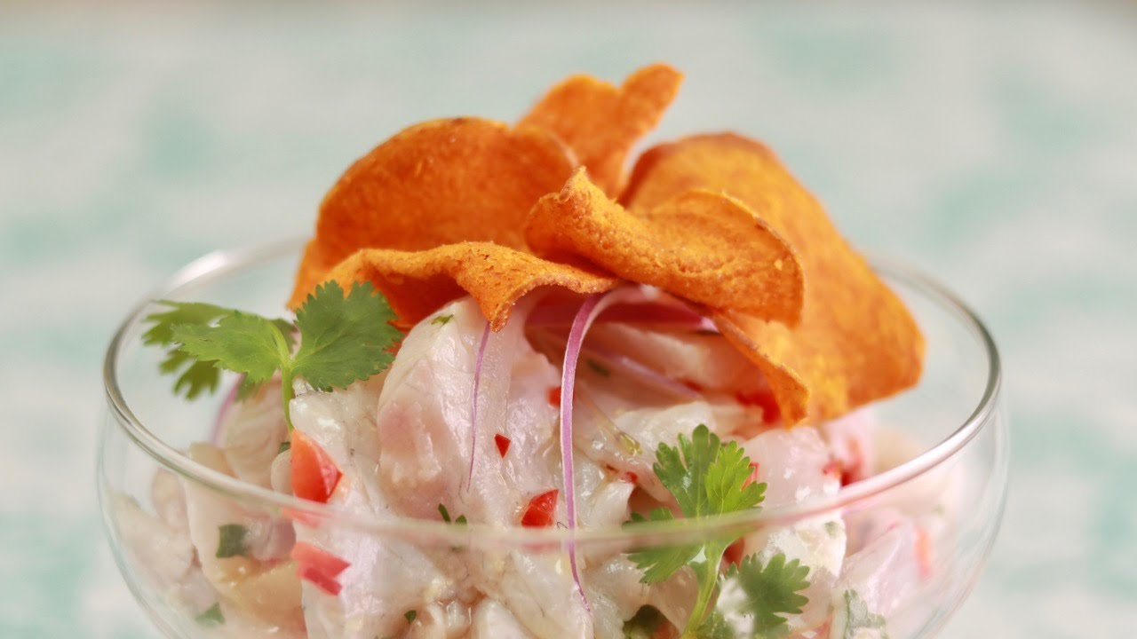 Peruvian Ceviche is NOT Cooking Fish in Lime Juice