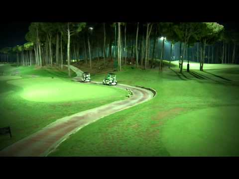 CARYA GOLF CLUB - FLOODLIGHT - ANTALYA -BELEK