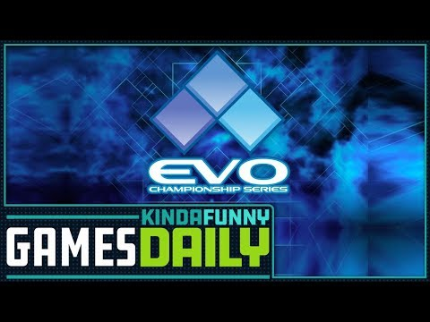 EVO 2018 Lineup Revealed - Kinda Funny Games Daily 02.07.18