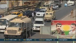 تقرير | القوات العراقية تبسط سيطرتها الكاملة على أكبر قاعدة عسكرية في كركوك