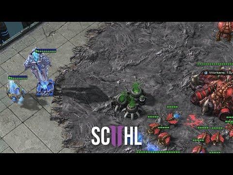 Proxy Dark Shrine in Enemy Base? - StarCraft 2