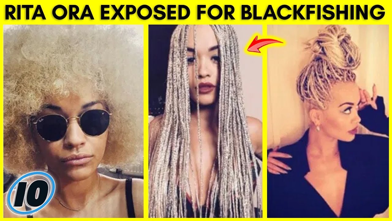 Rita Ora Accused Of Blackfishing After Fans Realize She's Albanian