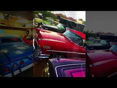 Impalas at El Paso's Lincoln Pack Car Show 2017