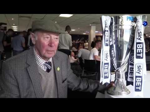 Preston North End Owner Mr Trevor Hemmings Discusses Club's Promotion To The Championship