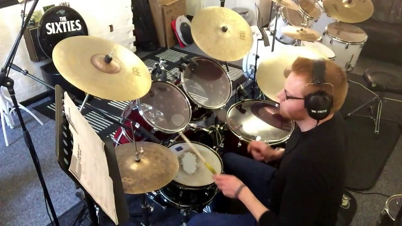 JUMP INTO THE FOG - GRADE 1 TRINITY ROCK AND POP DRUMS