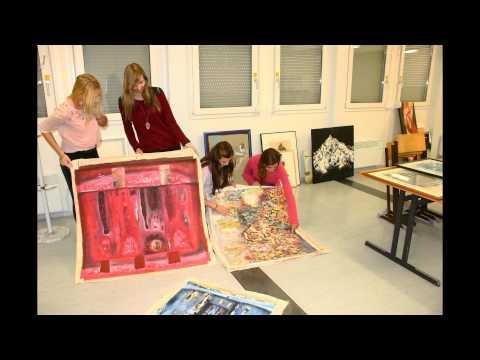 Kunst für Burkina Faso ORF Radio Tirol 211113