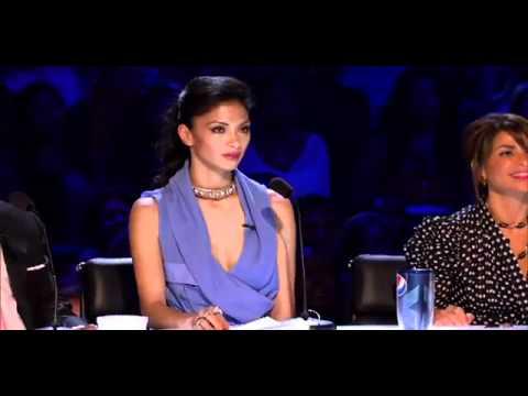 "Melanie amaro audition ""listen"" by beyonce (x factor usa best."