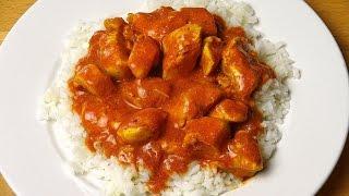 Easy Chicken Tikka Masala - Recipe