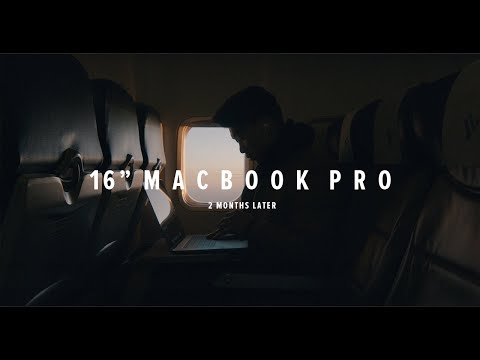 "Apple 16"" MacBook Pro - 2 Months Later (Creative Flow)"