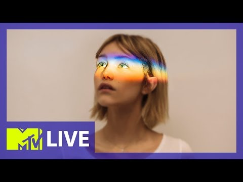 Grace VanderWaal on Her New Single 'Clearly' + LIVE Performance | #MTVXGRACE