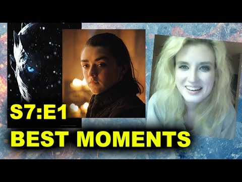 Game Of Thrones Season 7 Episode 1 REVIEW
