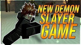 AMAZING NEUE DEMON SLAYER SPIEL AUF ROBLOX ! | DEMON SLAYERS
