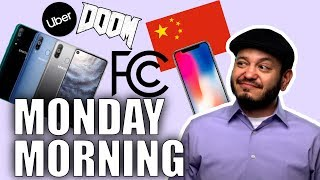 #SGGQA 073: China Bans iPhone, Samsung Kills Headphone Jack, Feds Investigate NetNeutrality Comments