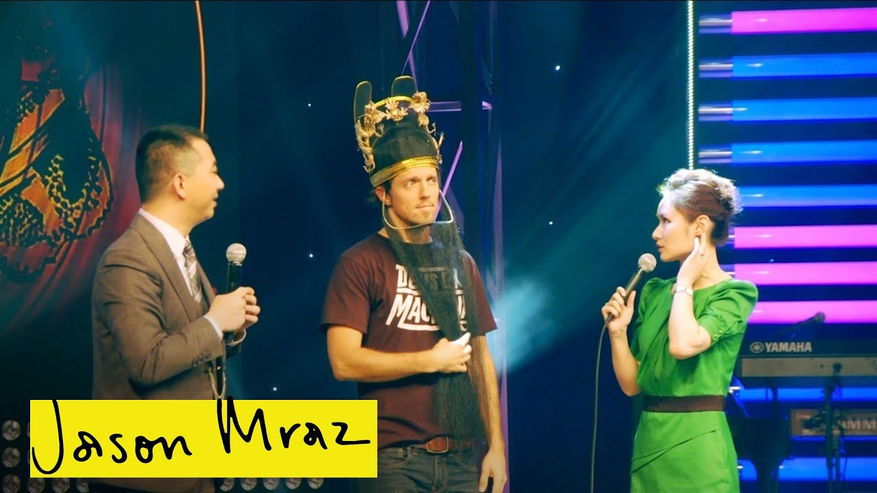 CHINA (Part 2) | 2013 Tour | Jason Mraz