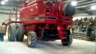 Ted Everett Farm Equipment Auction 2/1/13