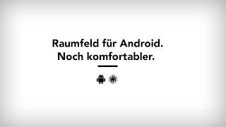 Raumfeld App für Android: Noch komfortabler mit Widget.