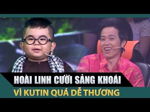 Hoài Linh chắp tay chào thua Kutin với tiết mục Anh Sáu Nhí đa tài