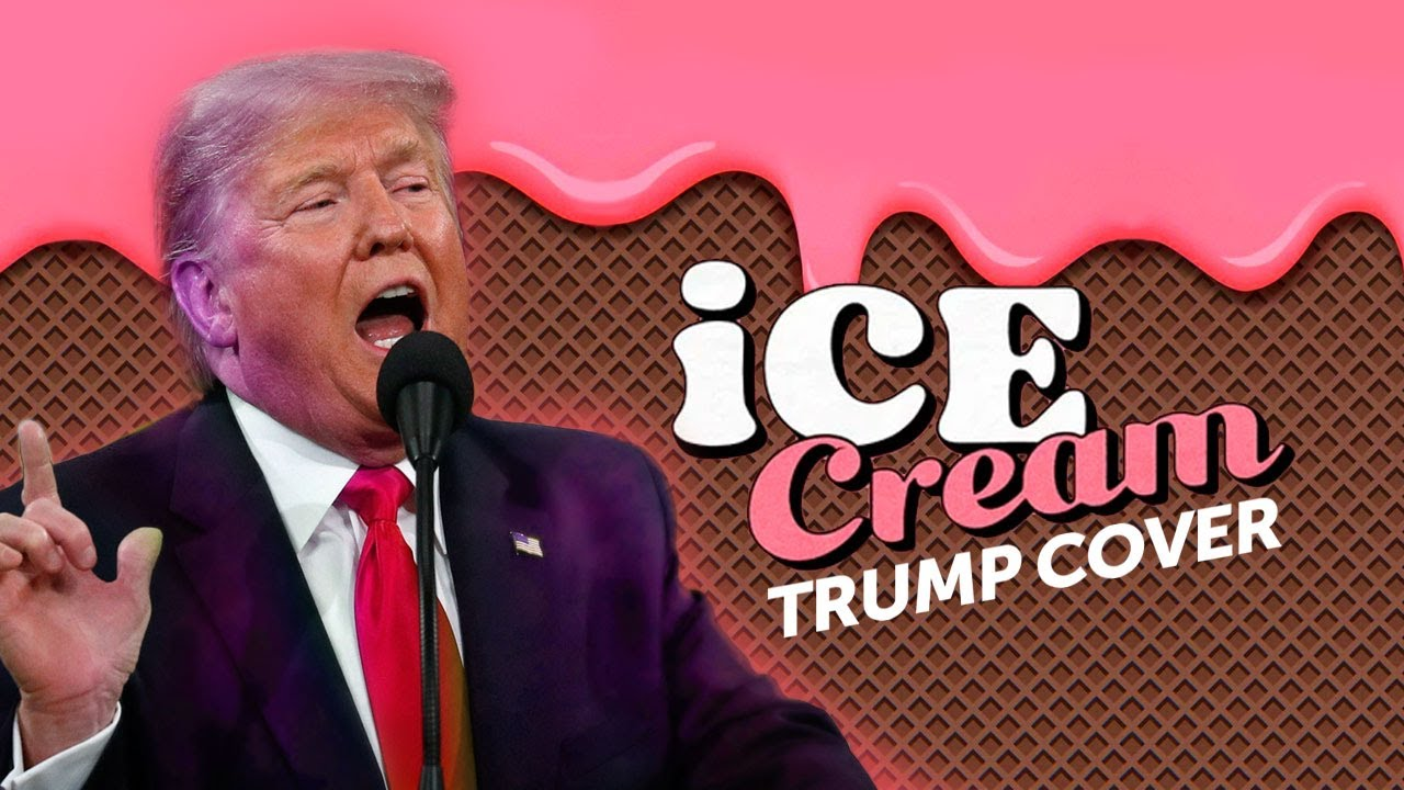 Download Ice Cream - Donald Trump Cover Parody - Blackpink ft. Selena Gomez