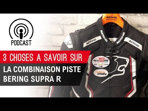 COMBINAISON PISTE BERING SUPRA-R
