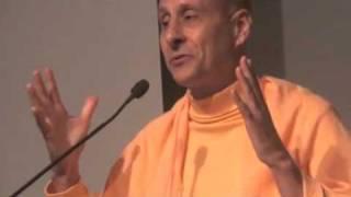 Radhanath Swami talk at Ford
