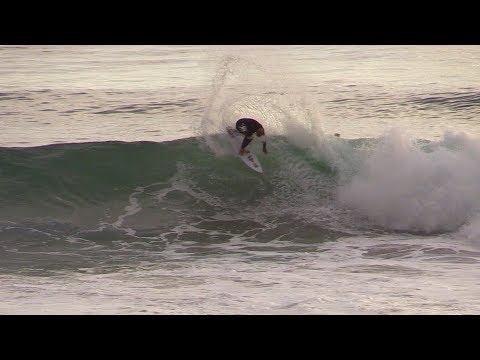Bobby Martinez Surfing